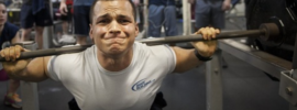 Weight lifter -- the weight of setting job expections too high